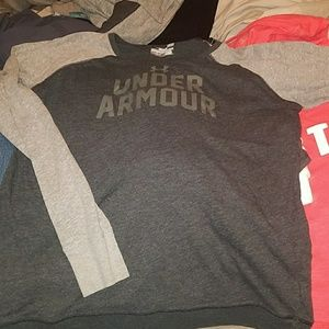 Long Sleeved Under Armour Shirt